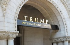 Trump's earnings from diplomats staying at Washington hotel to face court probe