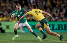IRFU confirm postponement of Ireland's Test series against Australia