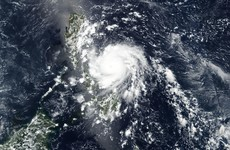 Typhoon Vongfong hits Philippines as country battles coronavirus