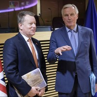 Row over 'level playing field' is the major stumbling block to EU-UK trade talks