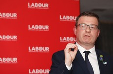 Labour Party rules itself out of joining a FF-FG coalition government