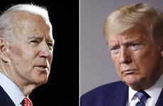 Biden says he wouldn't block any investigations into Trump if he becomes president