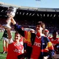 Former Arsenal captain Kenny Sansom is ill in hospital