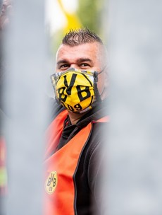 In pics: The Bundesliga looked very different behind closed doors