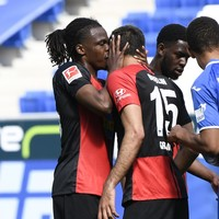 Hertha Berlin players won't be punished for hugging and kissing