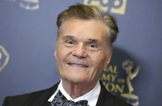 'We'll miss him forever': Comic actor Fred Willard dies aged 86