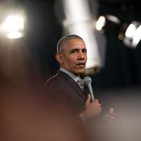 'A lot of them aren't even pretending to be in charge': Obama hits out at US response to Covid-19