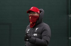 'We don't have to be at our all-time best if league resumes,' says Klopp