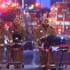 11 firefighters injured in explosion at hash oil factory in Los Angeles