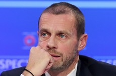 Uefa chief says most European leagues will finish off their seasons