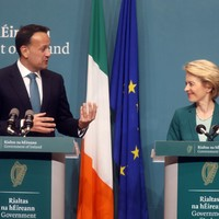 Taoiseach discusses lockdown exit and foreign travel restrictions with EC President