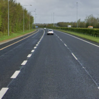 Motorcyclist killed in crash on M1 in north Dublin