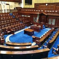 Oireachtas committee chair defends length of sitting after public health concerns