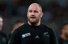 World Cup-winning ex-All Black Franks joins Scarlets coaching team