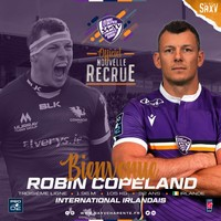 Connacht's Robin Copeland signs for French club on a three-year deal