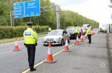 Gardaí to wear face masks in certain situations but will not use them while conducting checkpoints