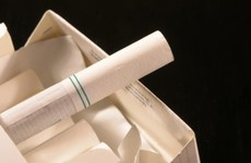 Sale of menthol cigarettes banned in Ireland from today