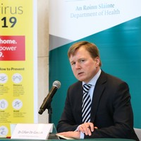 Study to test for coronavirus antibodies in the Irish population expected to begin in June