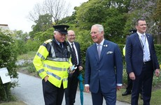 Prince Charles says it's with 'particular sadness' he can't visit Ireland this year