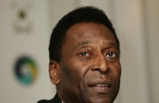 1970 Brazil team 'better' than Spain - Pele