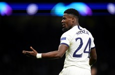 Tottenham investigating as Serge Aurier appears to breach lockdown rules again