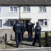 Gardaí believe local feud behind the shooting of convicted criminal in Coolock this afternoon
