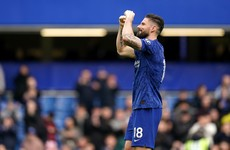 Chelsea duo Olivier Giroud and Willy Caballero staying put after signing new deals