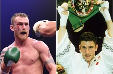 Kildare world-title challenger Hogan appoints Irish boxing legend McCullough as new trainer