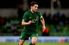 Burnley trigger extension in Robbie Brady's contract