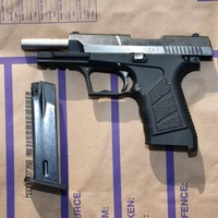 Three arrested, firearm, cash and €35,000 worth of suspected cocaine seized during searches