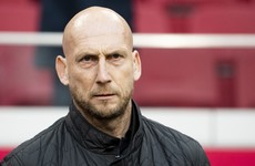 Jaap Stam lands MLS coaching role