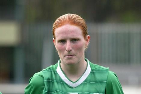 Dolores Deasley is a former Ireland international.
