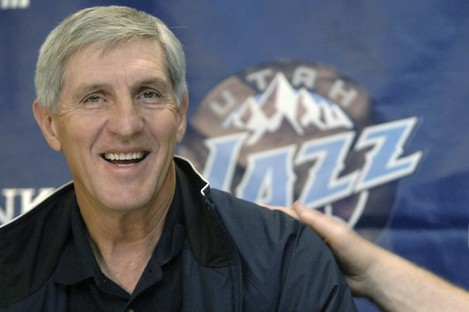 Jerry Sloan [file photo]