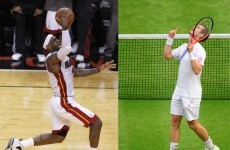 Murray looks to LeBron to inspire Wimbledon dream