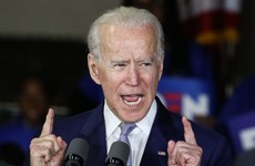 Biden tells African-American radio host he 'ain't black' if he's unsure who to vote for in the presidential election