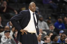 NBA great Patrick Ewing hospitalised with Covid-19