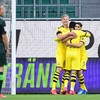 Sancho helps seal Dortmund win over Wolfsburg and World Cup hero set to leave at end of season