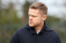 Damien Duff leaves Celtic to focus on new role with Ireland