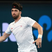 Georgian tennis star charged with assaulting ex-wife