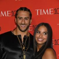 Colin Kaepernick's girlfriend Nessa Diab blasts NFL for 'retired' tag