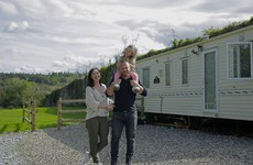 'We're living on the land while we build our future house': Inside Suzanne's not-so-mobile home in Galway
