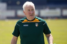Antrim boss says it's 'logical' to resume county game before club