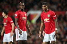 Solskjaer says Pogba and Rashford will be fit for Premier League return