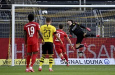 Exquisite Kimmich goal hands Bayern vital win in top-of-the-table clash with Dortmund