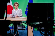 EU chief von der Leyen to propose €1 trillion coronavirus recovery fund