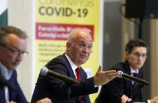 Tony Holohan advises ministers over 2m advice and the EU's €750 billion fund: Today's Covid-19 main points