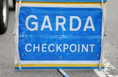 Man (30s) charged after garda driven at near Covid-19 checkpoint