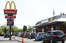All of McDonald's Irish drive-thrus to reopen by next Thursday