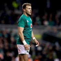 'I wouldn't have been a name that leapt off the page for Irish fans'
