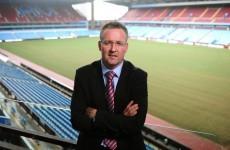 Lambert hails new dawn at Villa Park